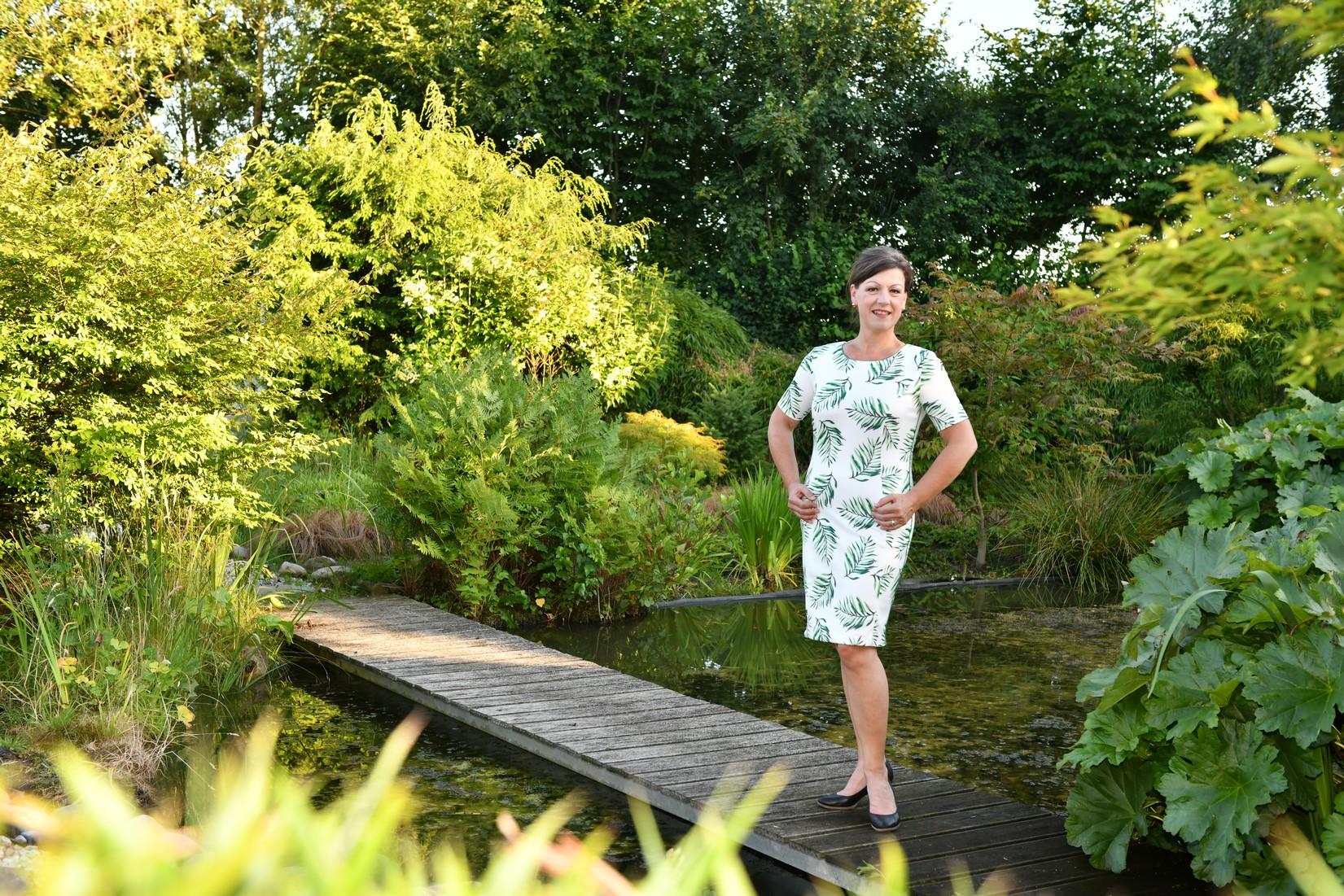 Sensia vp dutch fashion for Diana tuin